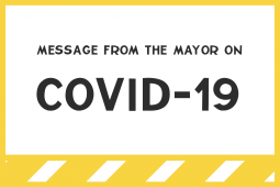 23032020 COVID 19 message from the mayor 01