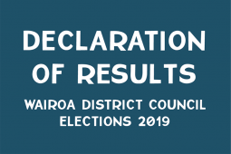 Declaration of Results