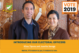 Electoral Officers website promo