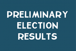 Preliminary Election Results 01
