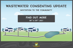 Wastewater consenting update