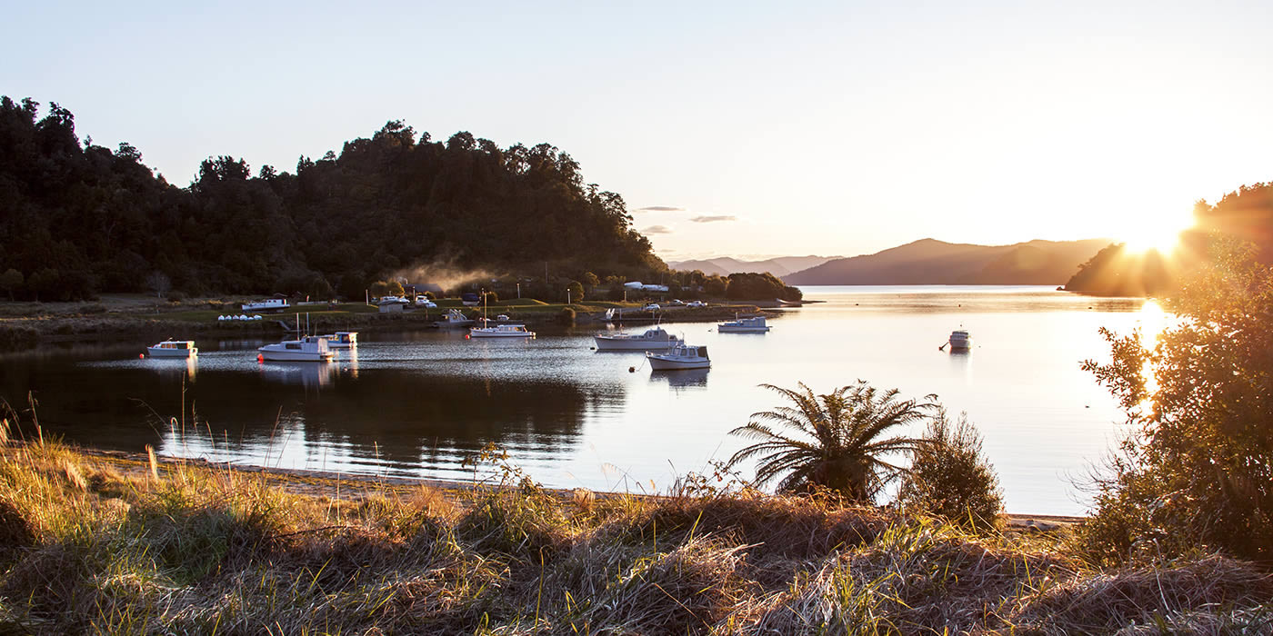 Waikaremoana Home bay