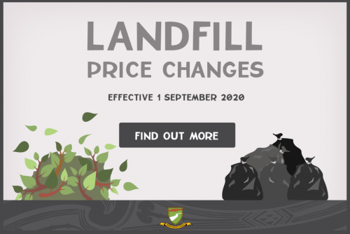 Landfill New Pricing