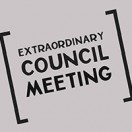 Extraodrinary Council Meeting