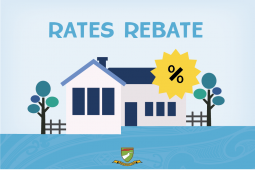 Rates Rebate just graphic