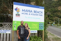 Mahia Beach Holiday Park 1