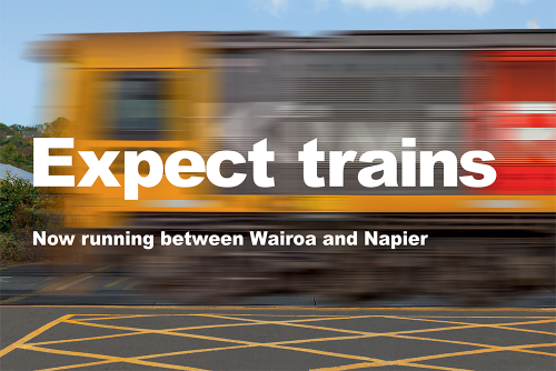 Expect Trains