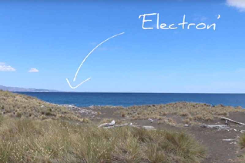 Bluck's Pit is the best spot in Te Wairoa to view a Rocket Launch from Rocket Lab.